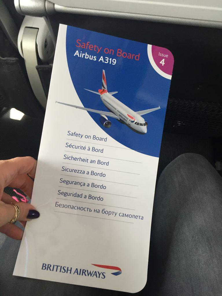 samolot, informacja