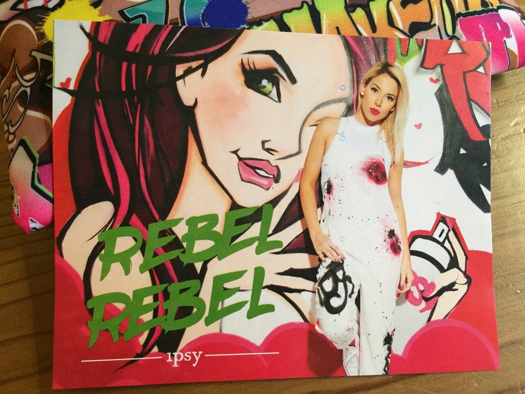 Rebel ipsy