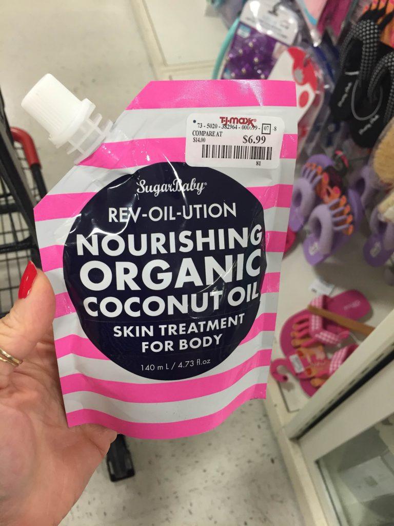 kokosowy olej do ciała