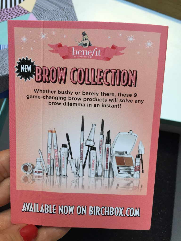 goof proof benefit brow pencil