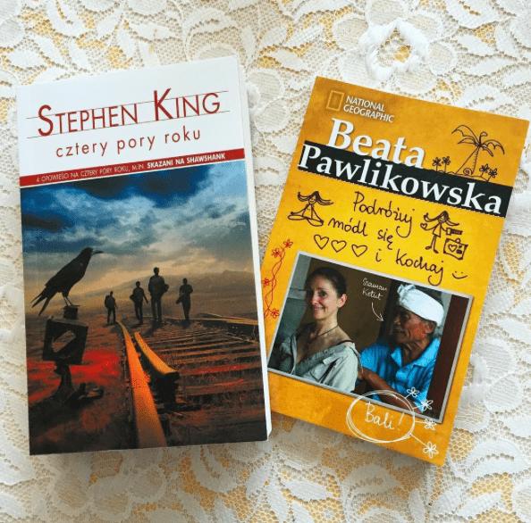 książkowe zakupy z Biedronki