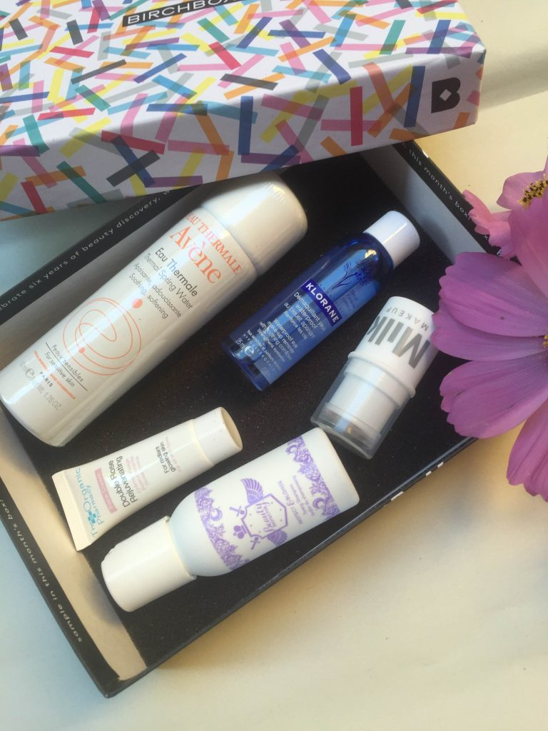 birchbox september 2016