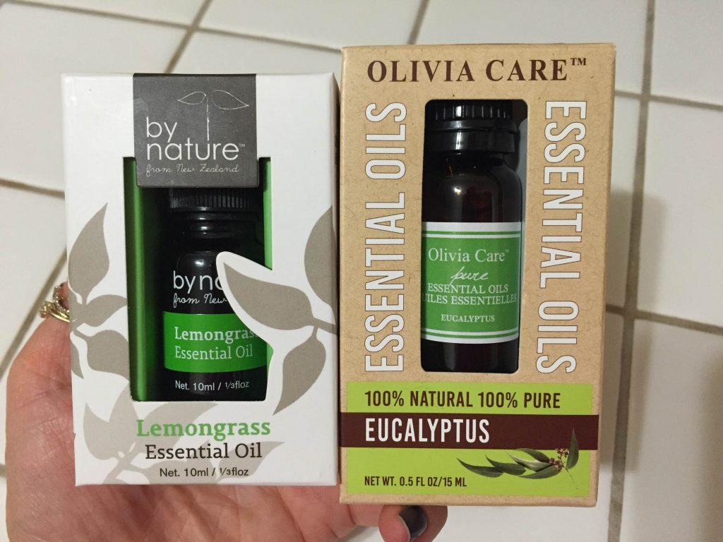 lemongrass i eucalyptus