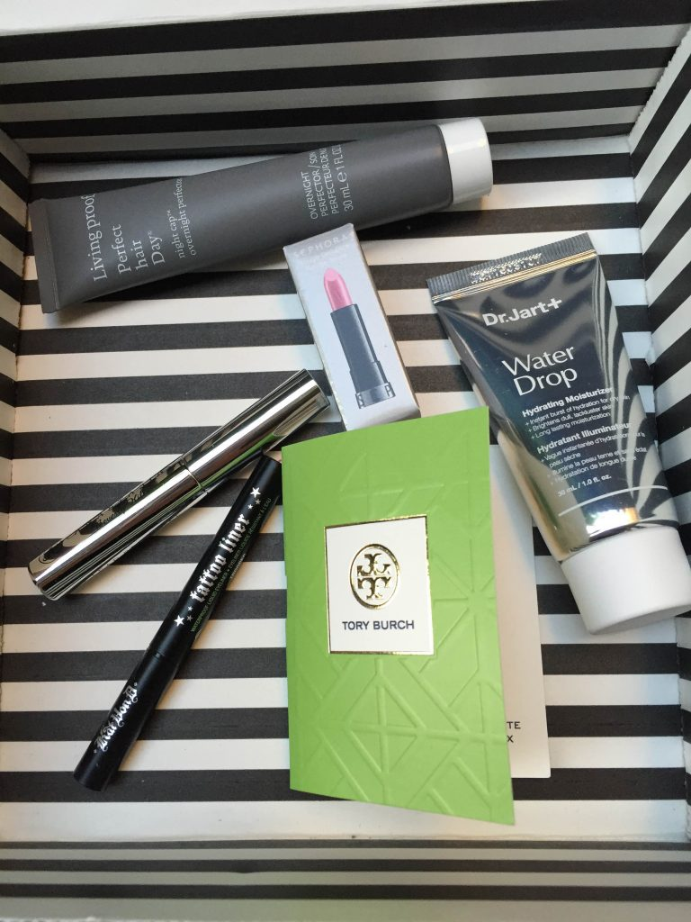 Sephora Play! September 2016