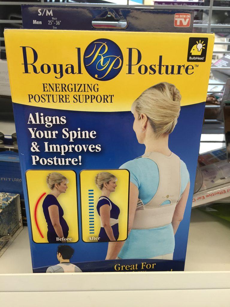 rayal posture