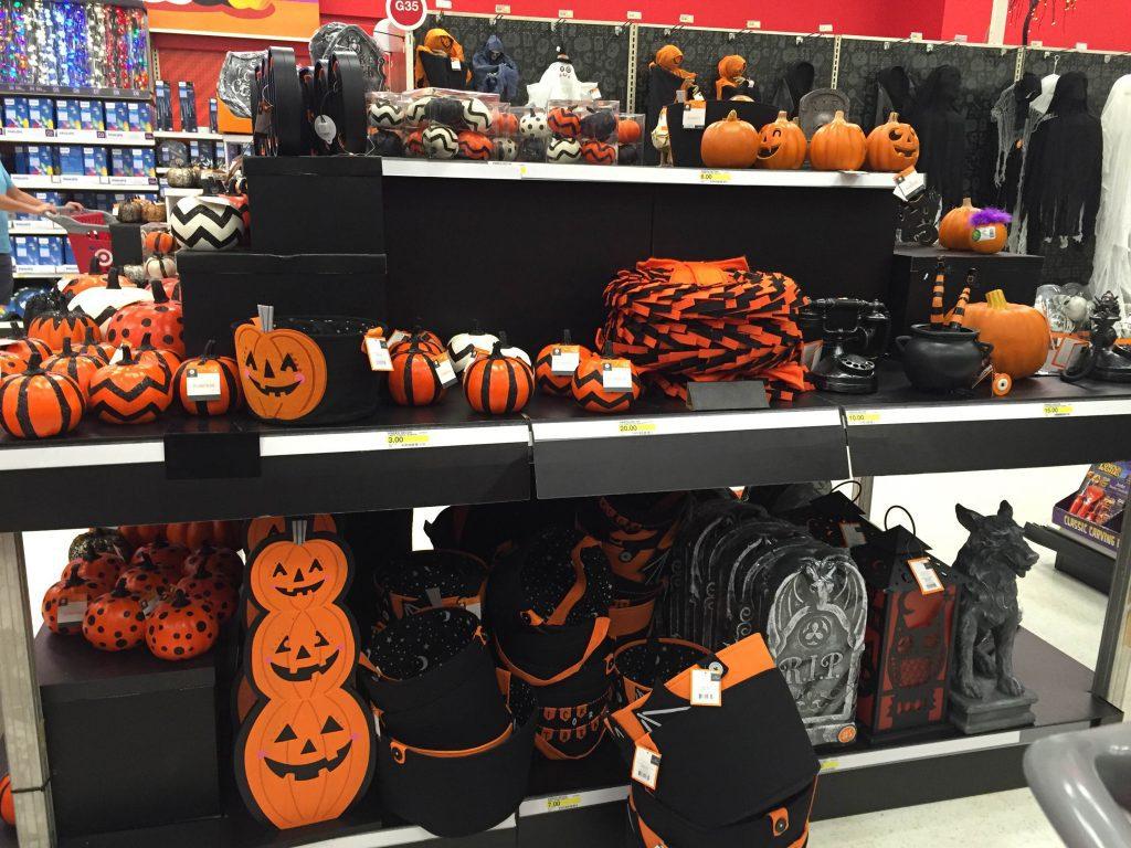 Halloween 2016 Target