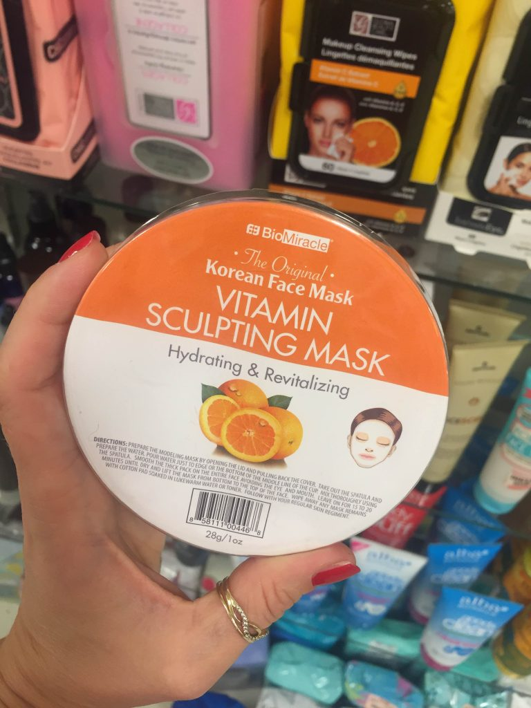 Korean Sculpting Mask